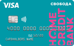 kredit-office.ru карта рассрочки Свобода Home Credit Bank